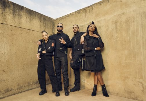 G-Star RAW Collaborates With Rap And Hip-Hop Stars In Celebration Of Heritage Month
